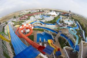 Аквапарк Несебър, водният парк с най-много атракции в Европа