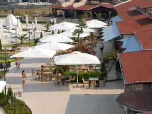 Ресторанти за бързо хранене, Аквапарк Несебър