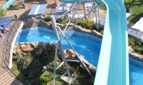 Водна пързалка Спиралата, Аквапарк Несебър