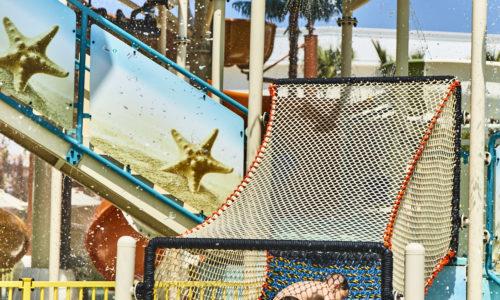 Пързалки за деца и съоръжения за водна игра, Аквапарк Несебър