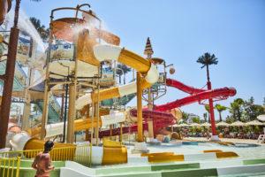 Детски водни пързалки, Аквапарк Несебър