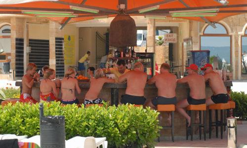 Коктейлни барове, Аквапарк Несебър