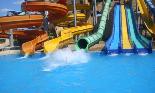 Водни пързалки Водопади, Аквапарк Несебър